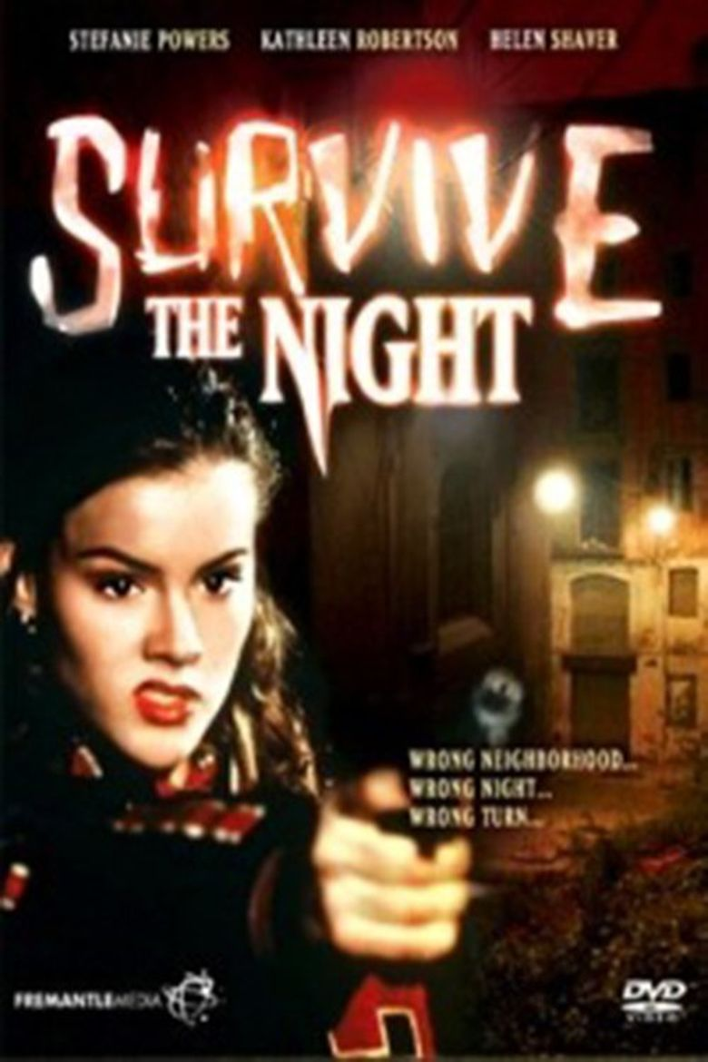 Survive The Night Poster