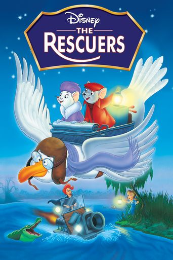 Watch The Rescuers