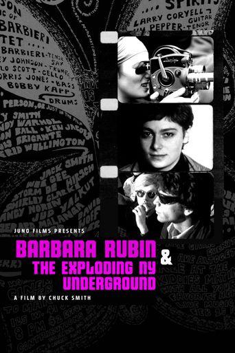 Barbara Rubin and the Exploding NY Underground Poster