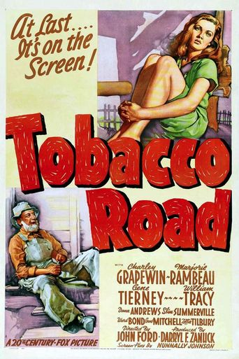 Watch Tobacco Road