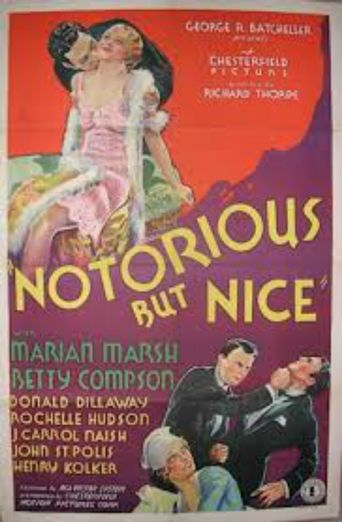 Notorious But Nice Poster