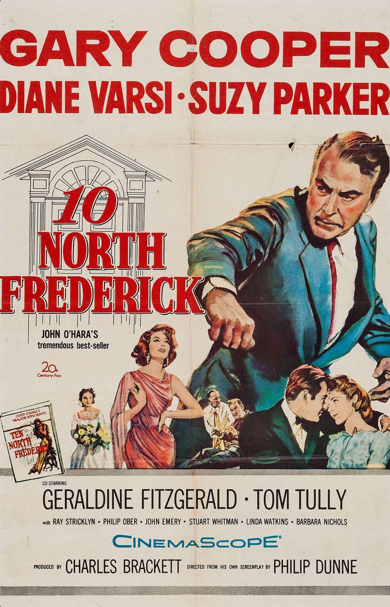 Ten North Frederick Poster