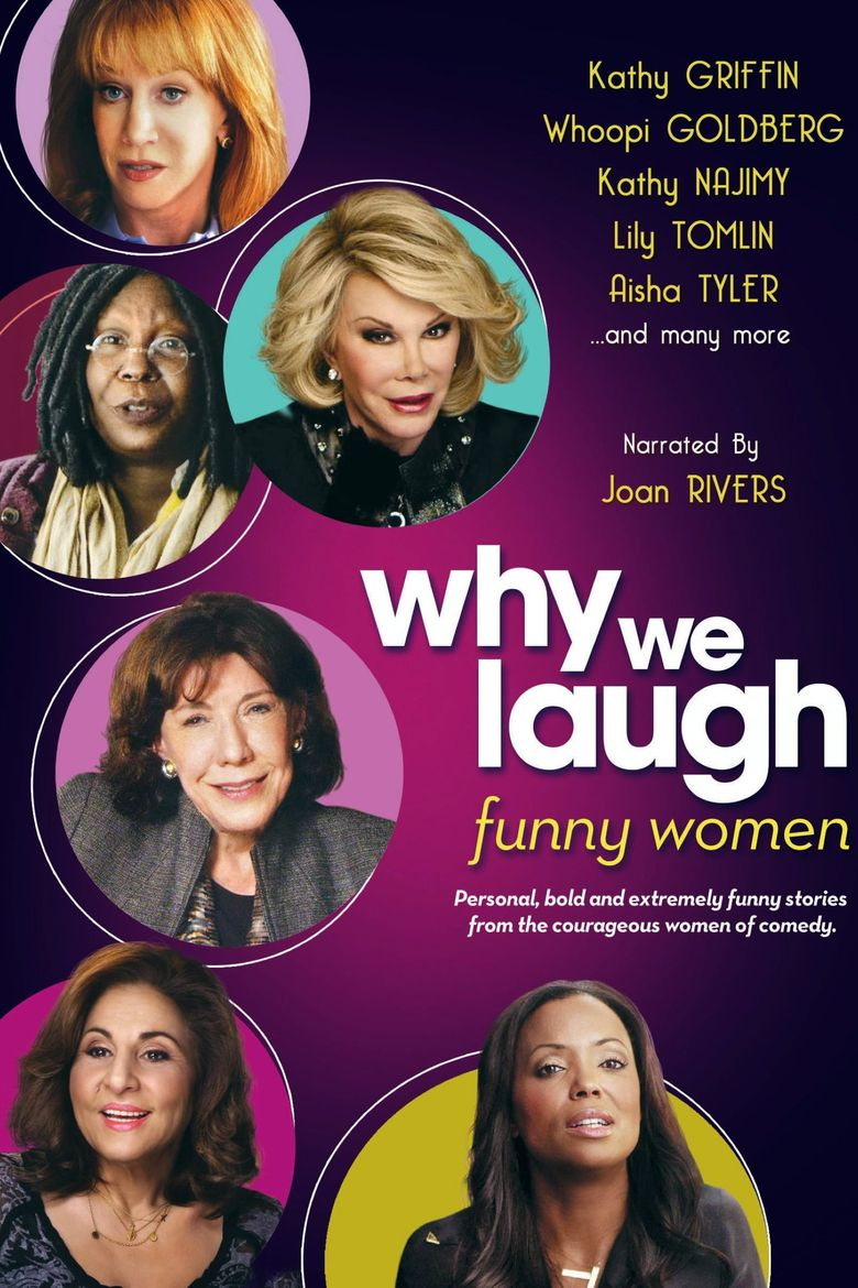 Why We Laugh: Funny Women Poster