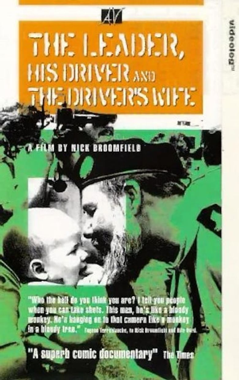 The Leader, His Driver, and the Driver's Wife Poster