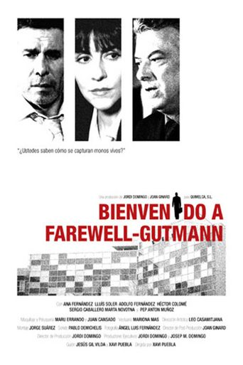 Welcome to Farewell-Gutmann Poster