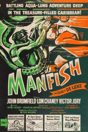 Manfish Poster