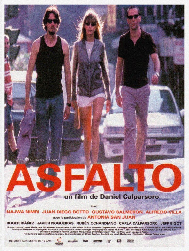 Asfalto Poster