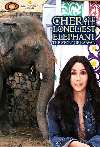 Cher & the Loneliest Elephant Poster