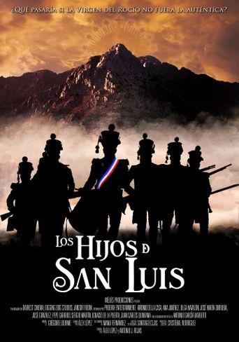 Los hijos de San Luis Poster