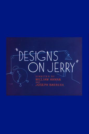 Designs on Jerry Poster