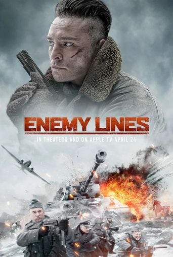Enemy Lines Poster