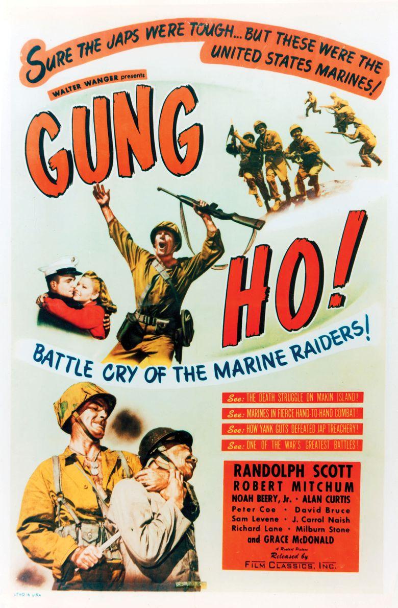 Gung Ho! Poster