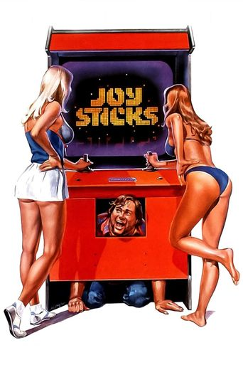 Joysticks Poster