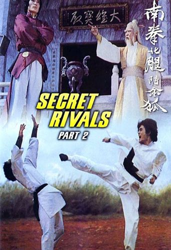 The Secret Rivals 2 Poster