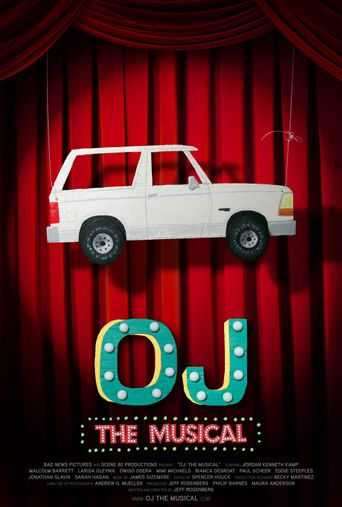 OJ: The Musical Poster