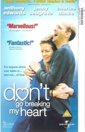 Don't Go Breaking My Heart Poster