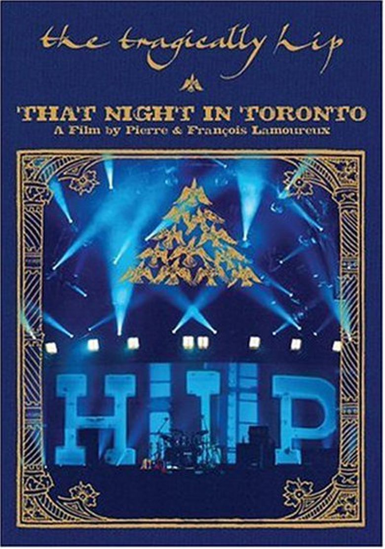 That Night in Toronto Poster