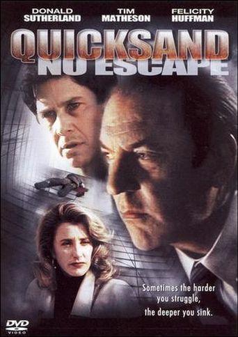 Quicksand: No Escape Poster