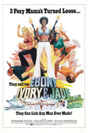 Ebony, Ivory & Jade Poster