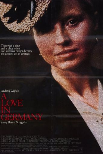 A Love in Germany Poster