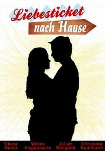 Liebesticket nach Hause Poster