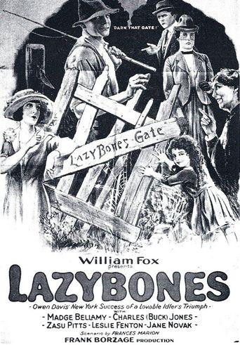 Lazybones Poster