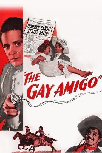 The Gay Amigo Poster