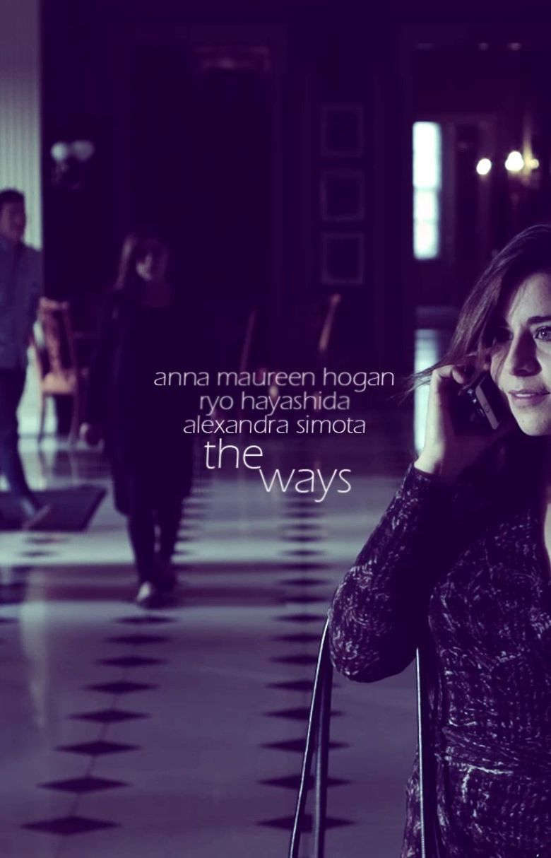 The Ways Poster