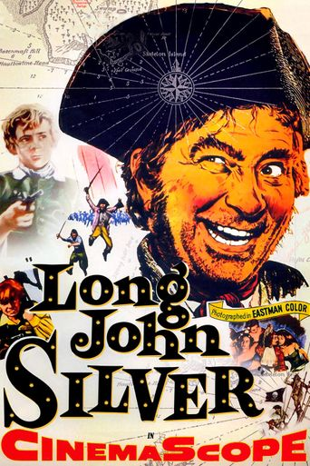 Long John Silver Poster