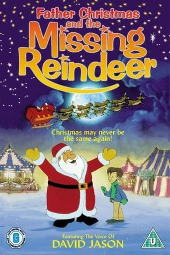 Father Christmas and the Missing Reindeer Poster