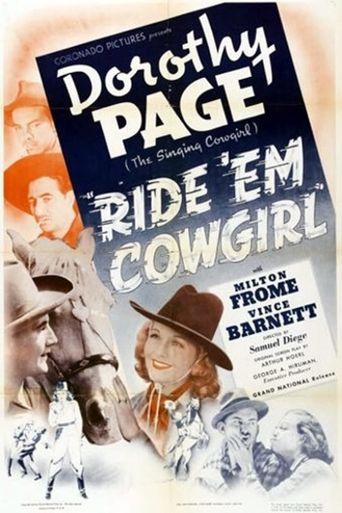 Watch Ride 'em, Cowgirl