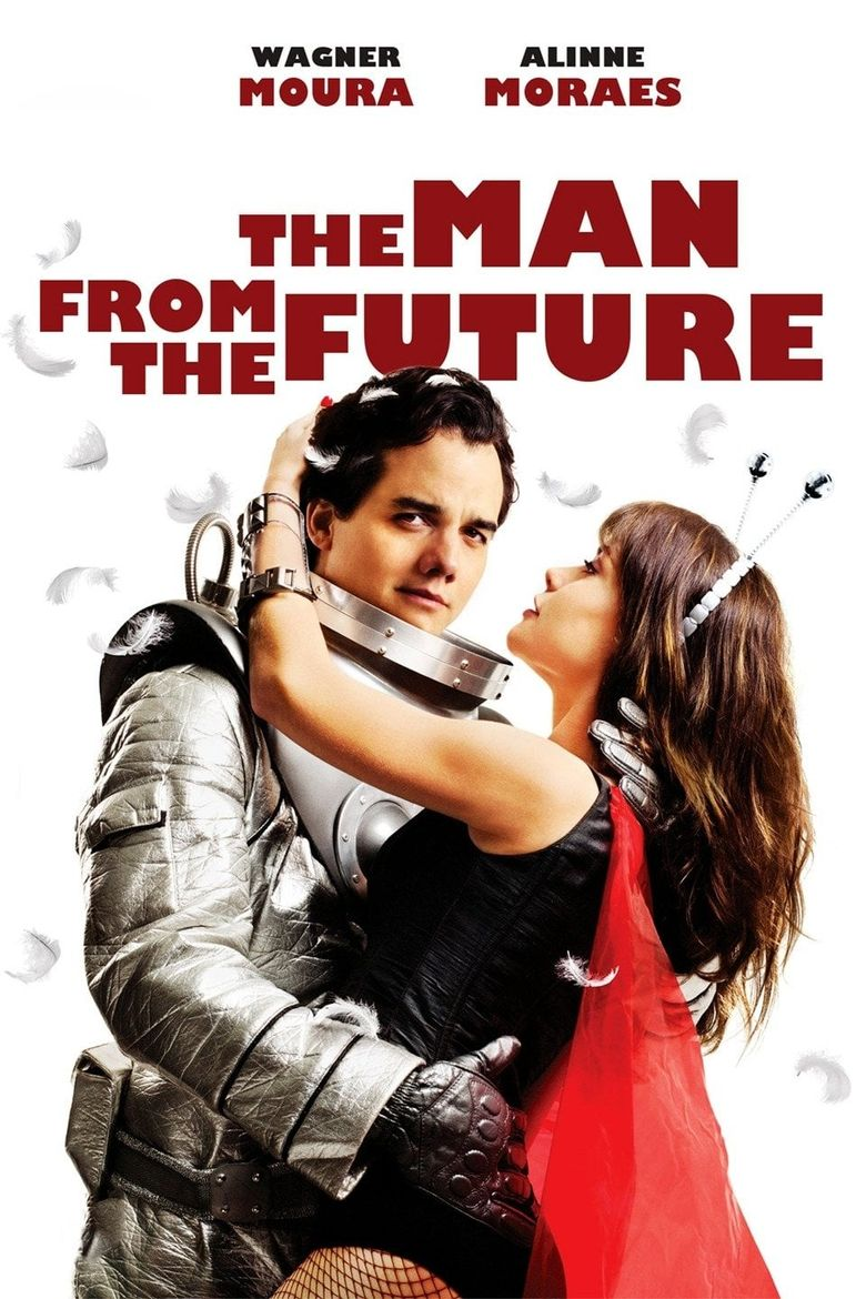 The Man from the Future Poster