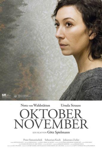 October November Poster