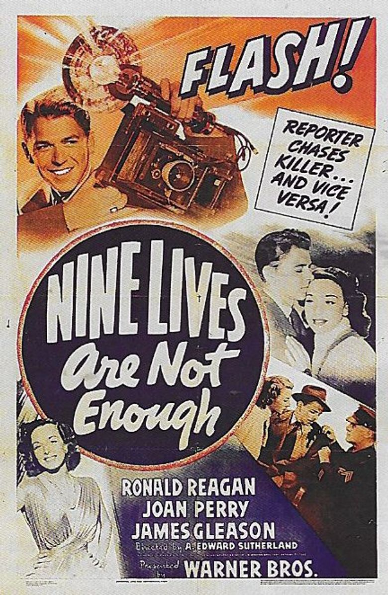 Watch Nine Lives Are Not Enough