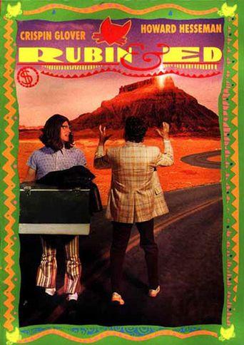 Rubin and Ed Poster