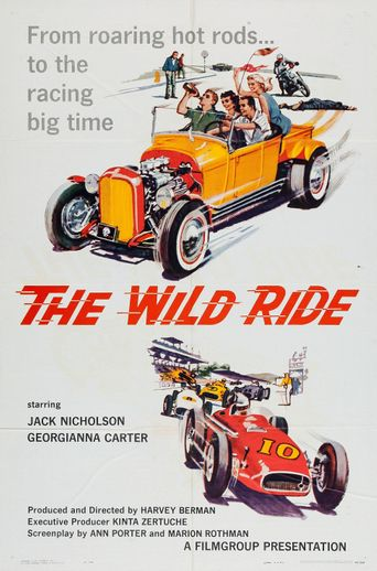 The Wild Ride Poster