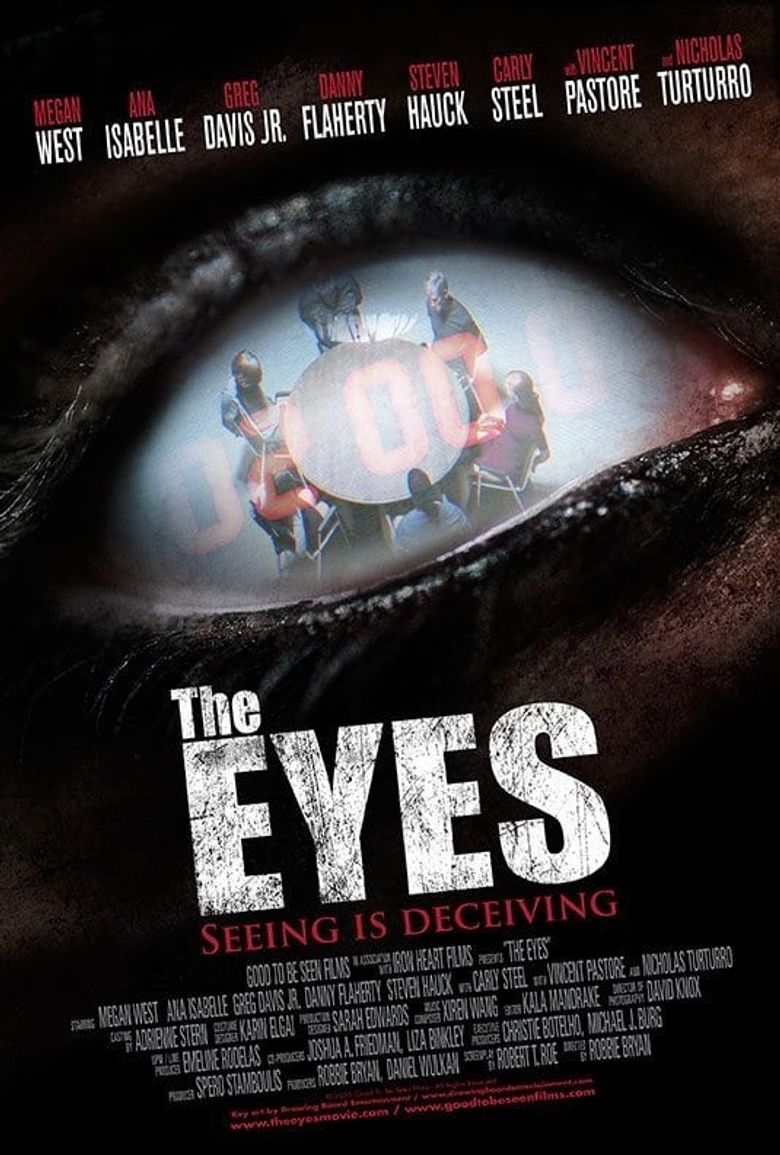 Watch The Eyes