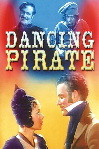 Dancing Pirate Poster