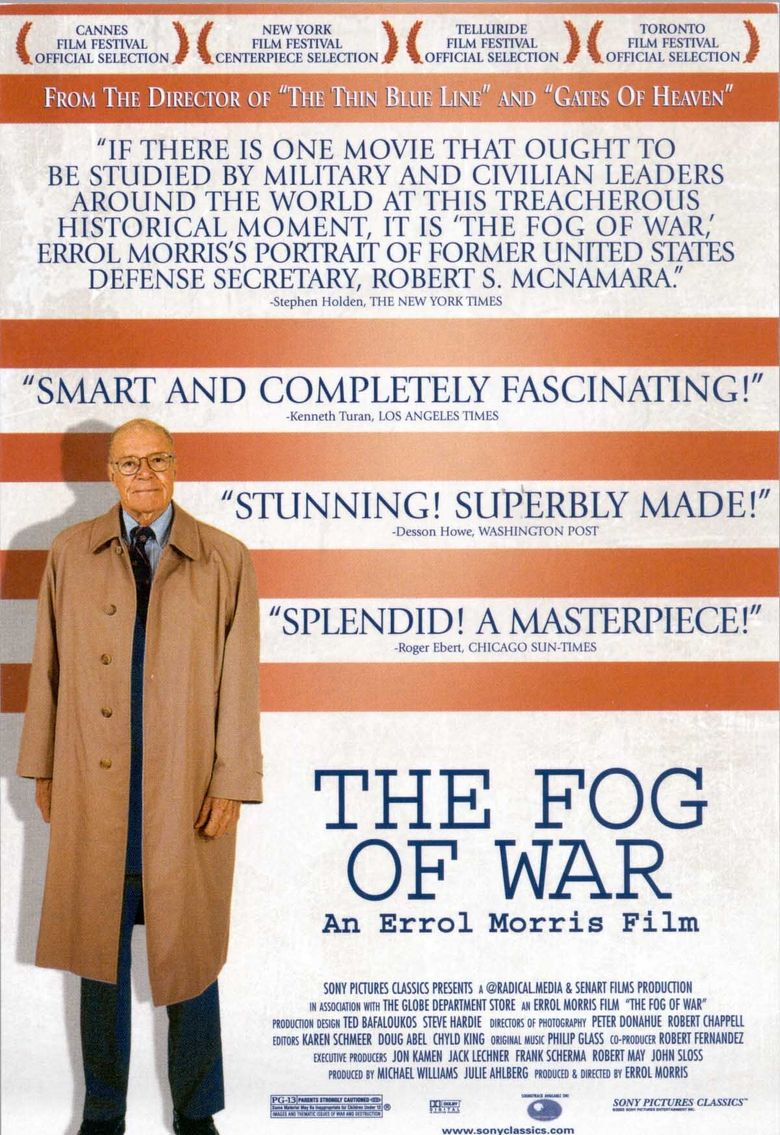 The Fog of War Poster