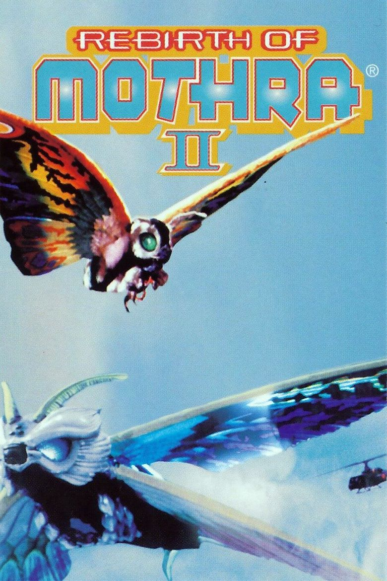 Watch Rebirth of Mothra II