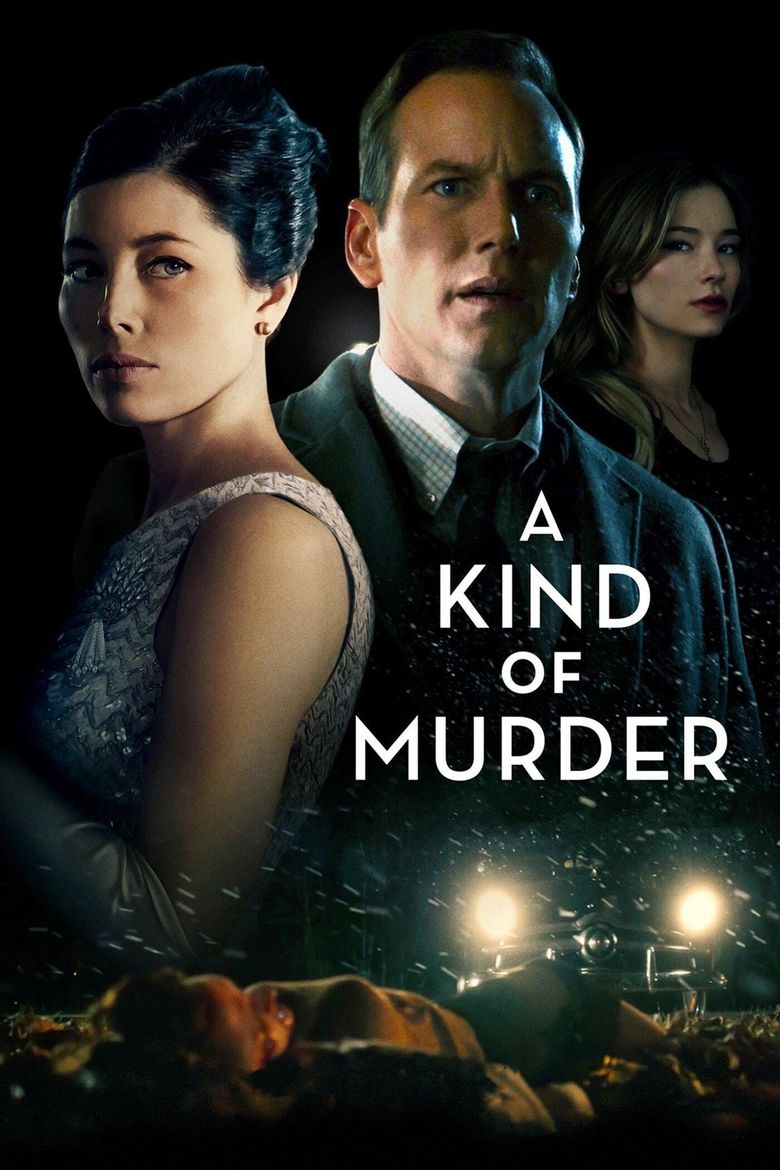 A Kind of Murder Poster