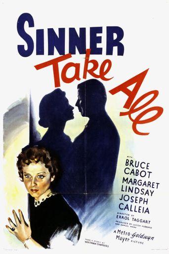 Sinner Take All Poster
