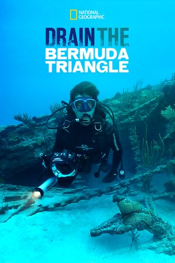 Drain the Bermuda Triangle Poster