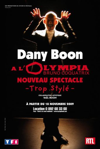 Dany Boon - Trop stylé Poster