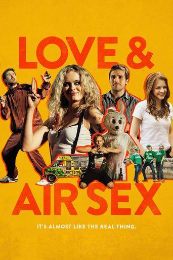 Love & Air Sex Poster