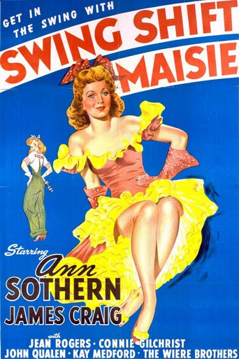 Swing Shift Maisie Poster
