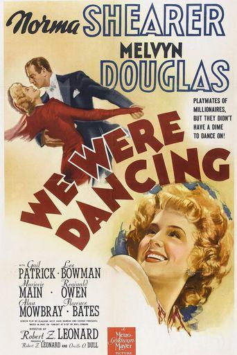 We Were Dancing Poster
