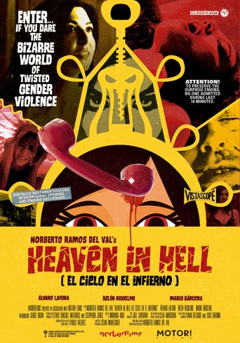 Heaven in Hell Poster