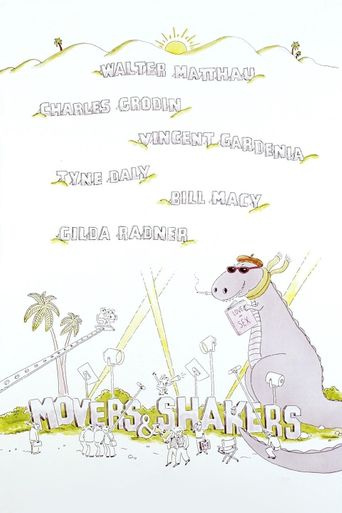 Movers & Shakers Poster