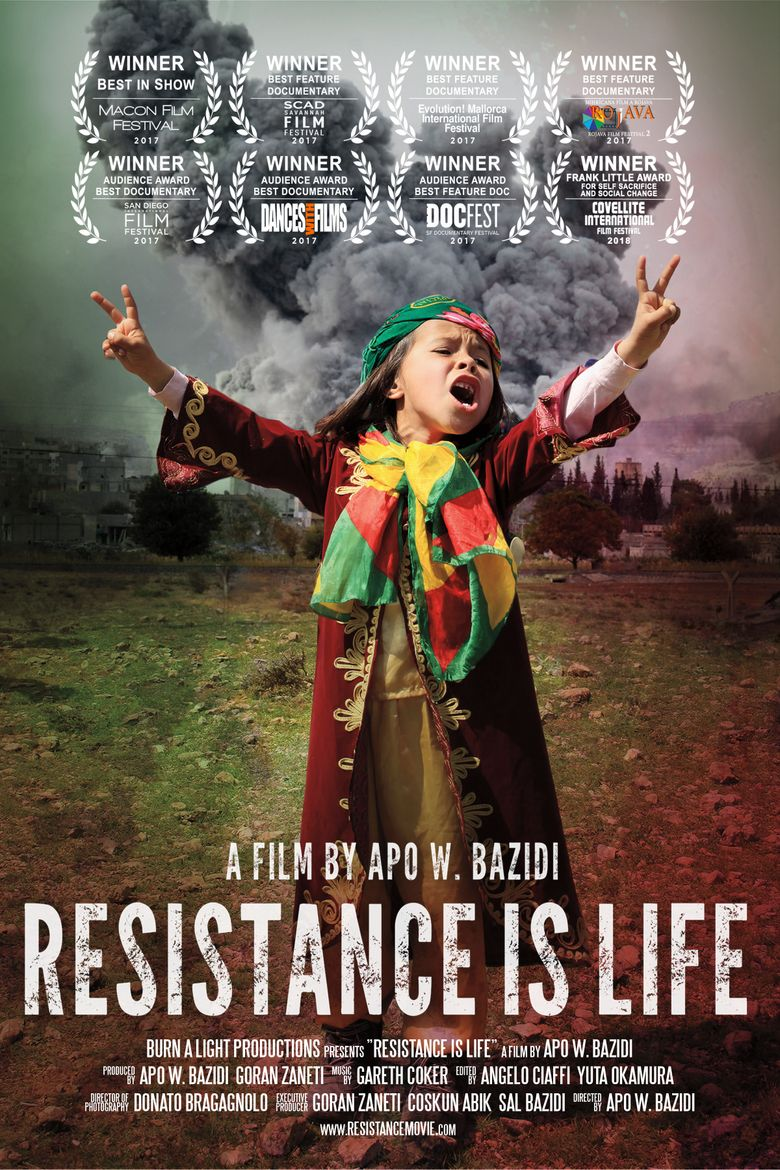 Resistance Is Life Poster